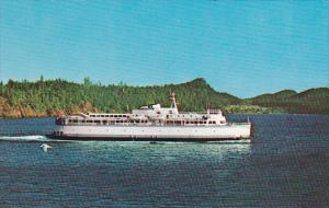 M.V. City of Vancouver,  B.C. Toll Authority Ferry System,  Victoria,  B.C., ...
