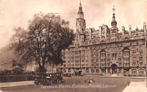 Imperial Hotel Russell Square London United Kingdom, Great Britain, England 1...