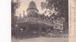 WOOSTER, Ohio, PU-1905; Hoover Cottage, University of Wooster