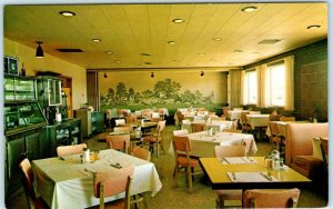 MONTROSE, Colorado CO  Roadside MARY'S CAFE & Lounge Interior Postcard
