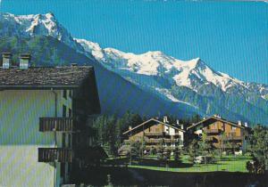 France Chamonix-Mont-Blanc Les Grandes Chalets de Champraz