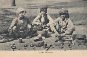 Snake Charmers , India , 00-10s
