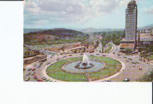Postal 016906: CARACAS Venezuela - Vista de la plaza Venezuela