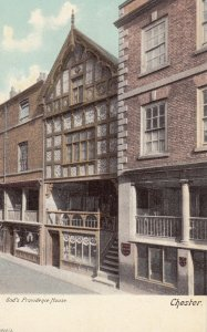 CHESTER , England , 00-10s ; God's Providence House