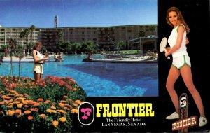 Nevada Las Vegas Frontier Hotel