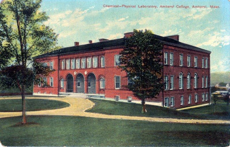 [ Scott Photo ] US Massachusetts Amherst - Chemical / Physical Laboratory