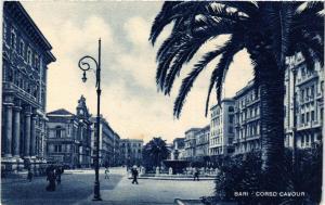 CPA AK BARI Corso Cavour . ITALY (531673)