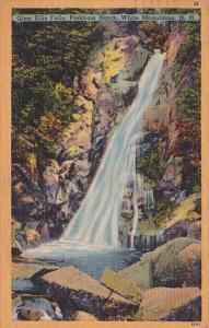 New Hampshire White Mountains Glen Ellis Falls Pinkham Notch 1958