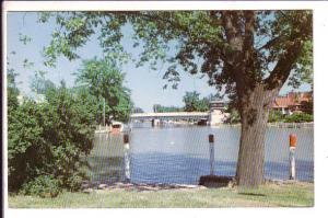 Sydenham River, Wallaceburg, Ontario