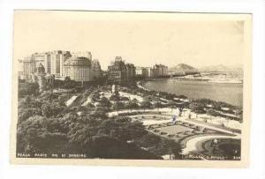 RP, Aerial View, Rio De Janeiro, Brazil, 1951