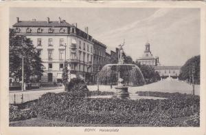 BONN, North Rine-Westphalia, Germany; Kaiserplatz, 00-10s