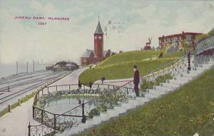 Wisconsin Milwaukee Juneau Park