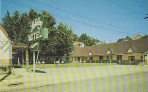 Kentucky Corbin Holiday Motel And Restaurant