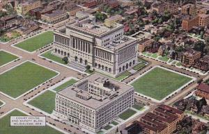Wisconsin Milwaukee Court House And Safety Building