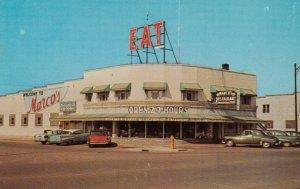 ESCANABA , Michigan; 1940-60s ; Marco's Restaurant