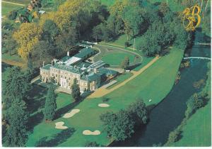Post Card Buckinghamshire Denham Buckinghamshire Golf Club