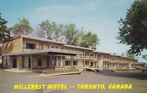 TORONTO , Ontario , Canada , 40-60s ; Hillcrest Motel