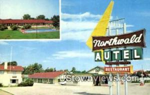 Northwold Autel & Restaurant Poplar Bluff MO Unused