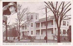 Arkansas Little Rock Home Of Camp Robinson Also Is The Birthplace OF Gen