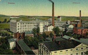 czech germany, BRAUNAU BROUMOV, Mittelsand (1910s) Postcard