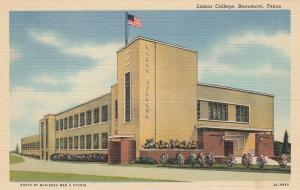 BEAUMONT, Texas; 30-40s; Lamar College