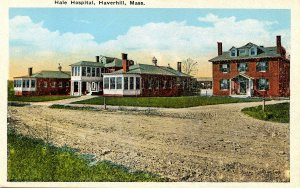 MA - Haverhill. Hale Hospital
