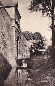 RP; Porte de Bretagen, vue exterieure, PERONNE, Somme, France, PU-1961