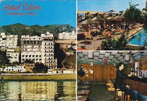 Hotel Eden Torremolinos Costa Del Sol Spain