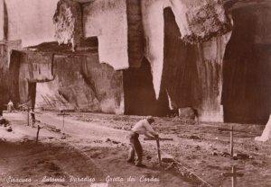 RP; SIRACUSA, Sicilia, Italy, 1930-1940s; Catomia Paradiso - Grotto dei Cordai