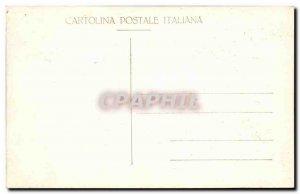 Old Postcard Italy Italia Roma Museo Vaticano The biga horses horses