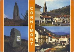 POSTAL 61129: Cornimont