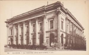SAUMUR, Maine Et Loire, France, 1900-1910´s; Le Theatre (Cote Sud-Ouest)