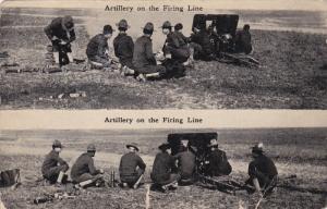 RP; 2-Views, Artillery on the Firing Line, 00-10s