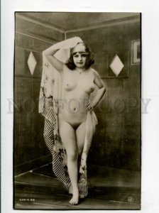3110718 NUDE Woman BELLE Fernande Vintage PHOTO JA #69 PC