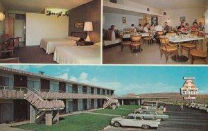 PAGE, Arizona , 1950-60s ; Lake Powell Motel