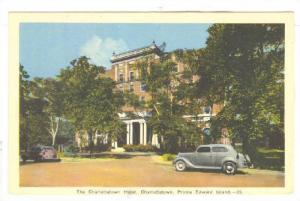 The Cahrlottetown Hotel, Charlottetown, Prince Edward Island, Canada, 30-50s