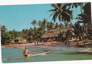Boating, Korolevu Beach Hotel, FIJI, 40-60's
