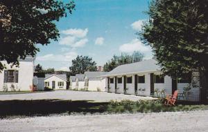 Mac Kenzie's Motel and Cottages, Shelburne, Nova Scotia, Canada, 1940-1960s