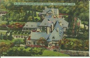 Harriman, N.Y., U.S. Naval Convalescent Hospital