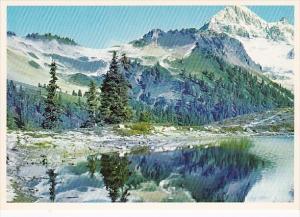 Canada British Columbia Diamond Head Peak Garibaldi Park Squamish Whistler Mo...
