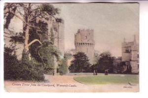 Lovely Tinting, Caesars Tower,  Warwick Castle, Used in 1904, England, JWS2367