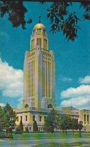 Nebraska Lincoln The Nebraska State Capitol