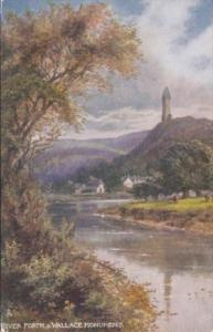 Tucks River Forth & Wallace Monument