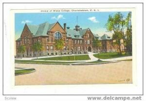 Prince of Wales College, Charlottetown ,P.E.I.,Canada, 10-20s