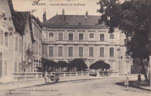 BEAUNE , France .- Grand Hotel de la Poste , PU-1907