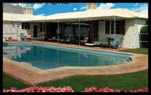 Bob Hope's Palm Springs Home,Palm Springs,CA
