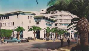 RP: Casablanca .- La Poste, Morocco , 30-40s