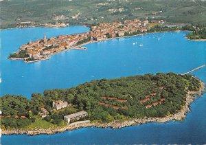 B108392 Croatia Porec St. Nikola Panorama real photo uk