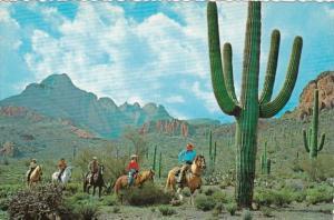 Cactus & Desert Horseback Riders