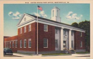 Virginia Martinsville United States Post Office